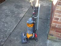 Dyson upright vacuum cleaner DC25