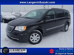 2012 Chrysler Town & Country Touring/DVD/GPS/TOIT OUVRANT