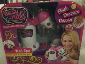 Easy Nails Spa - Brand New & Boxed