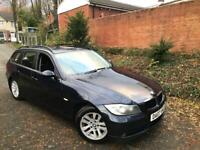 BMW 3 Series 2.0 320d SE Touring Automatic, Full Service History, Long Mot