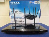 TP-LINK N600 WIRELESS DUAL BAND GIGABIT VDSL2/ADSL2+ MODEM ROUTER