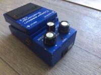 BOSS CS-2 Compressor Guitar Pedal Japan 1983
