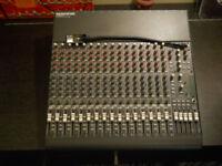 in good condition,workin order..great sound mixer