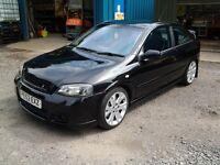 Vauxhall astra gsi turbo, 53 plate fresh mot! New vxr turbo!