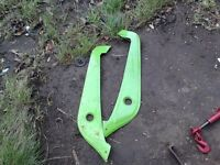 Very cheap 2 plastic panels from electric bike. £3 each. Hackney, East London