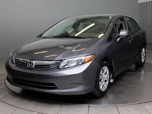 2012 Honda Civic LX A/C