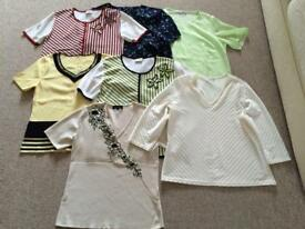 Ladies tops size 14