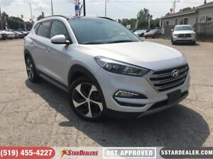 2017 Hyundai Tucson Limited 1.6 | NAV | LEATHER | ROOF | AWD