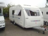 ADIVA Adria. Excellent condition. Fully fitted 4 berths. Superb interior.