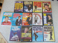 Assorted Comedy DVD's