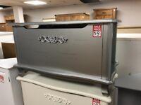 silver storage box