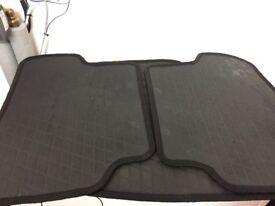 Seat Ibiza rubber mats