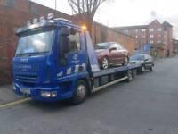 Iveco eurocargo 75e17 recovery truck