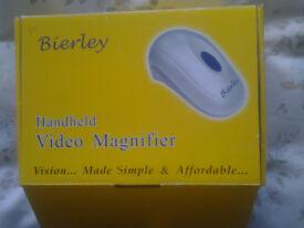Mono Mouse Sight Magnifier