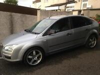 Ford Focus 1.6 silver lx