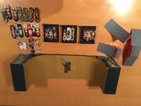 Tech deck collection