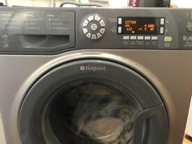 9kg 1600 spin washing machine