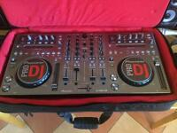 Pioneers ddj t1, carry case + extras