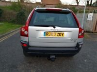 2003 Volvo XC90 2.4 D5 SE Geartronic 5dr Automatic @07445775115