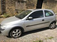 Corsa c breaking for parts 2001 1.0petrol