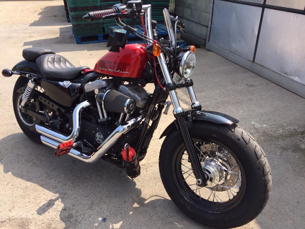 2013 Harley Davidson Sportster 48   in Harlow, Essex   Gumtree