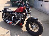 2013 Harley Davidson Sportster 48