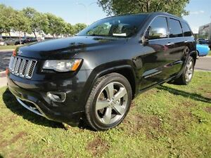 2014 Jeep Grand Cherokee Overland*DIESEL*ROOF*CAMERA*HITCH*