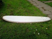 INT 9 foot foam surfboard foamie