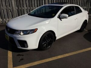 2012 Kia Forte Koup SX, Automatic, Leather, Sunroof, Heated Seat