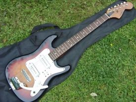 Vintage '70's Satellite Electric Guitar made in Japan