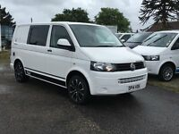 Volkswagen VW transporter T5 Brand New Campervan Conversion 2014