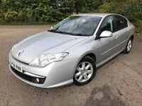 """IMMACULATE """" 2008 NEW SHAPE REANULT LAGUNA 2.0 EXPRESSION YEAR MOT PARKING SENSORS DRIVES LOVELY"""