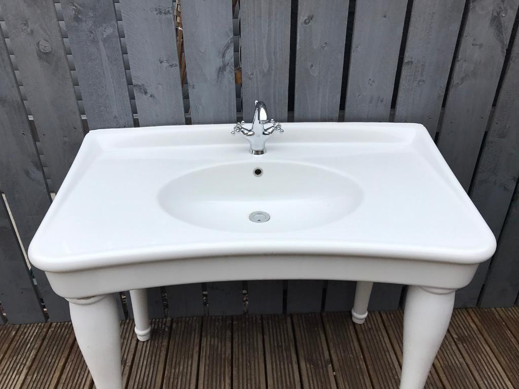 Bathroom Sinks Edinburgh large bathroom wash hand basin | in edinburgh | gumtree