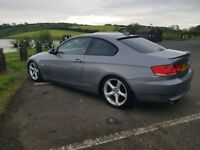 Stunning bmw 330d e92 coupe full years mot full bmw history hpi clear re-mapped px swap van or car