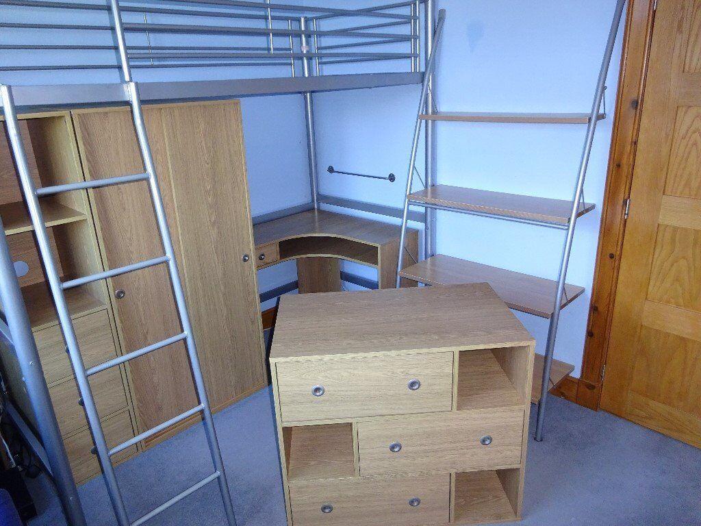 Next Kids Bedroom Furniture Next Kids Bedroom Furniture Set In Aberdeen Gumtree