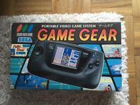Sega Game gear retro console boxed