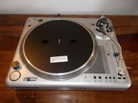 KAM DDX1000 DIRECT DRIVE TURNTABLE