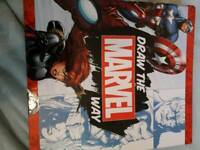 Draw the Marvel Way (Contain folder and 7 issues)