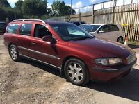 2001 Volvo V70 2.4 Estate 5dr Petrol Manual 119K 7 SEATER IMMACULATE CONDITION FULLY LOADED