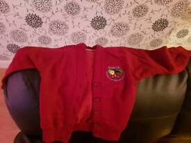 Brand new gladehill school cardigan