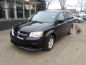 2012 Dodge Grand Caravan with Stow n Go. Up to 10000 Xmas Cash