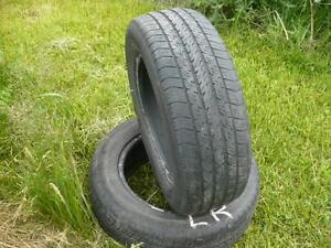 Two 195-65-15  all season tires $50.00
