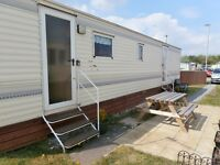 Static Caravan ,Ocean Edge,Heysham. Holiday/Short Term let. 3 bedrooms. £200 p.w. 3 night stay £90