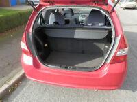 2004 Honda Jazz Semi-automatc in red, MoT 28/06/2018 Cheap to run, loads of space