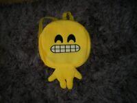 Emoji rucksack head and body for kids