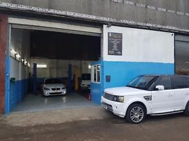 Local specialist in mechanical repairs for vans & cars. Engine re-builds, diagnostics and servicing