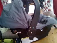 LOVELY MOTHERCARE BABY CAR SEAT,VERY GOOD CONDITION,BARGAIN BUY