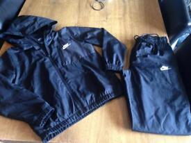 Nike track suit 10-12years