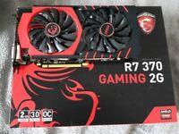 MSI R7 370 2GB Graphics Card