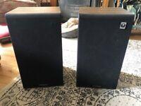 A pair of Wharfdale Laser 80 Vintage speakers